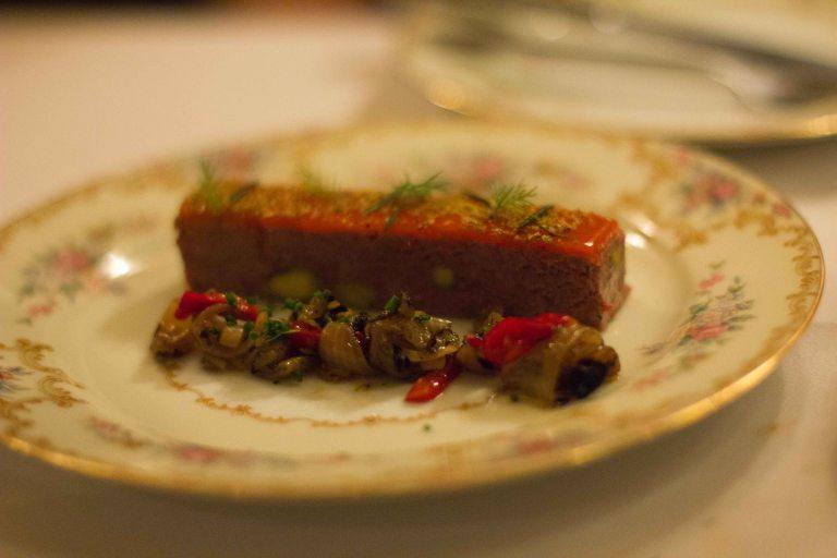 """""""Torrissi Italian Specialties sausage pate"""""""