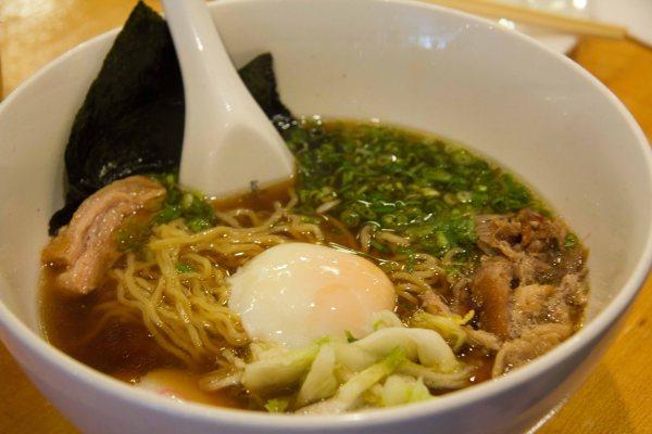 """Momofuku noodle ramen"""