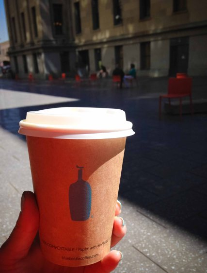SFO Blue Bottle