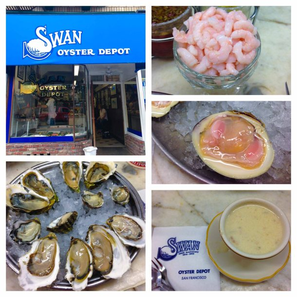 Swan's Oyster Depot