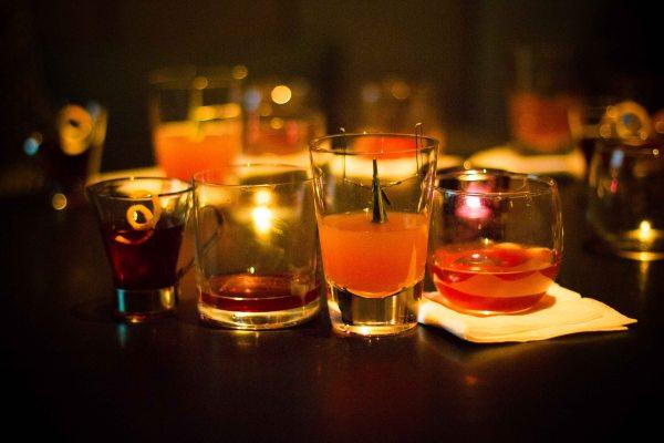 """Aviary Achatz cocktails"""