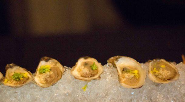 """Achatz Spinning Plates oyster"""