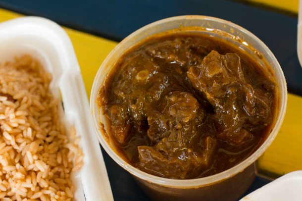 """""""Chef Creole Miami oxtail"""""""