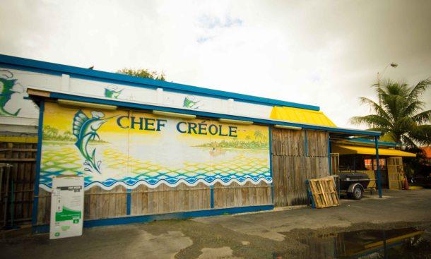 Chef Creole Miami