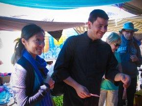 My fantastic day in Oaxaca with Chef RodolfoCastellanos