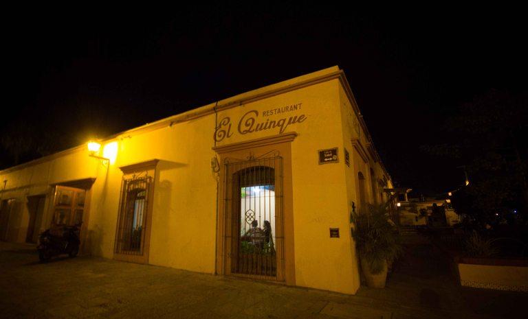 """""""El Quinque Oaxaca"""""""