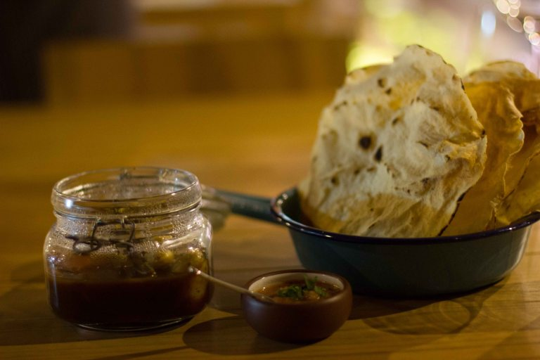 """Luvina Oaxaca tortilla"""