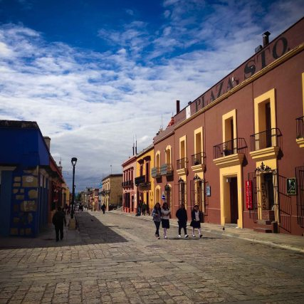 """""""Oaxaca Alcala"""""""