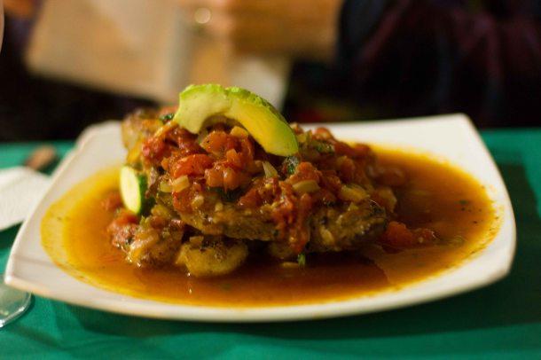 """Oaxaca El QUinque pollo"""