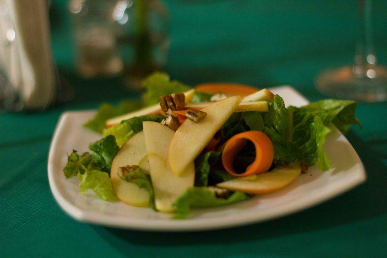 """""""Oaxaca El Quinque salad"""""""