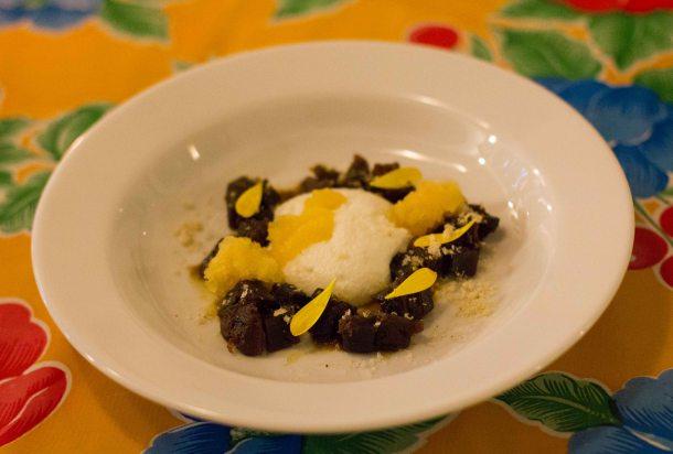 """Oaxaca Origen Castellanos dessert"""