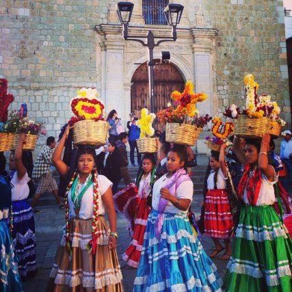 """""""Oaxaca parade 2"""""""