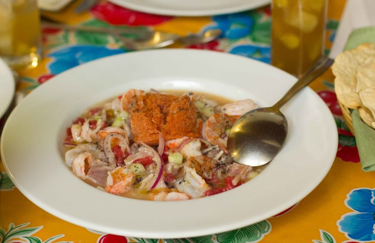"""Origen Oaxaca Castellanos Taller ceviche"""