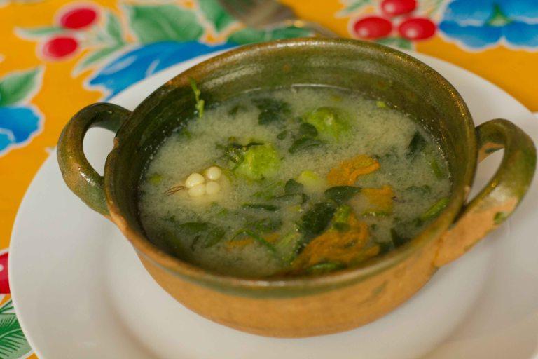 """Origen Oaxaca Castellanos Taller Sopa de guias"""