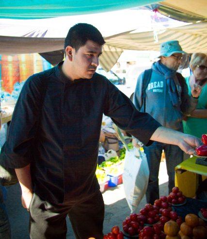 """Rodolfo Castellanos Abastos Oaxaca shopping"""