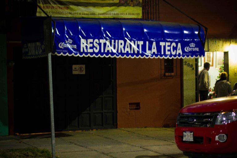 """La Teca Oaxaca"""
