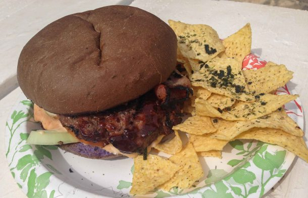 """""""Shark Pit Kaanapali Burger"""""""