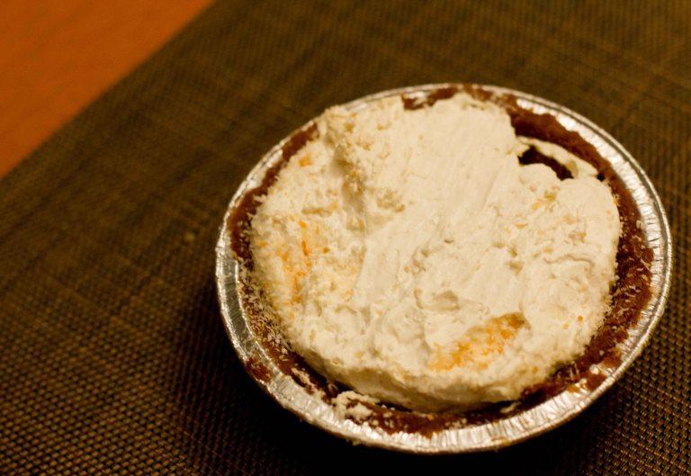 """""""Leodas Maui coconut pie"""""""