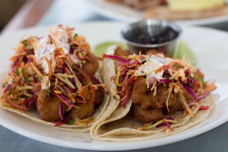 """""""Boon Fly Cafe Napa fish taco"""""""