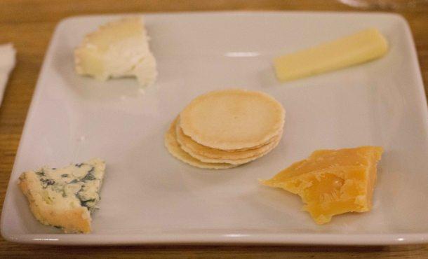"""Bell Winery Napa cheese"""