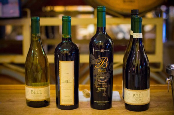 """Bell Winery Napa"""
