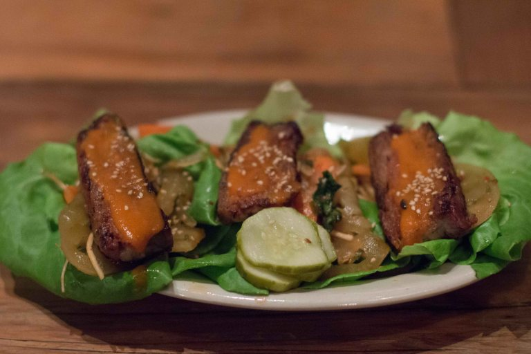 """Charleston Butcher Bee Korean BLT"""
