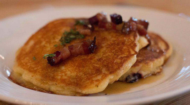 """""""Charleston Edmunds Oast pancakes"""""""
