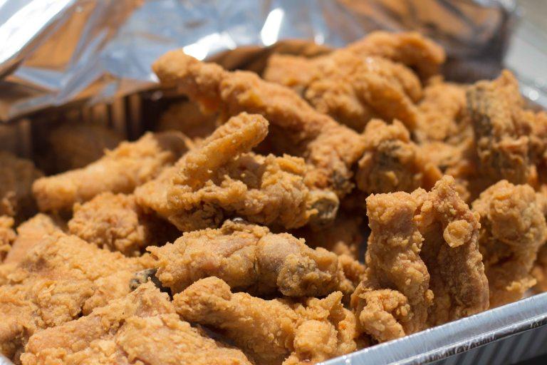"""Martha Lous Charleston fried chicken"""