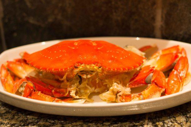 Tofino crab
