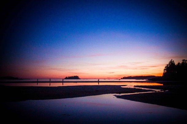 Tofino Mackenzie sunset