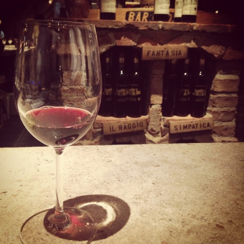 """""""Castello di Amarosa Napa wine tasting"""""""