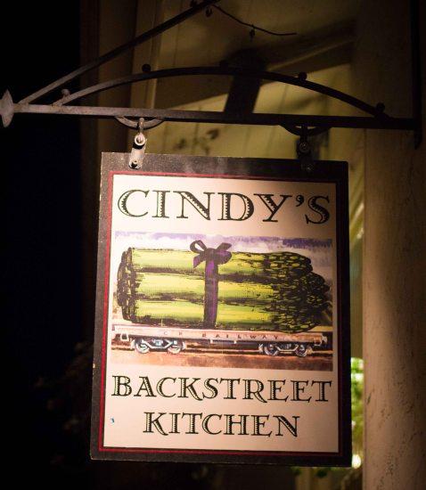 Cindy's Backstreet Kitchen Napa