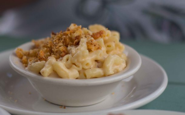 """Fremont Diner Napa mac cheese"""