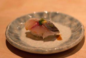 Solitary Sushi at BarNozawa