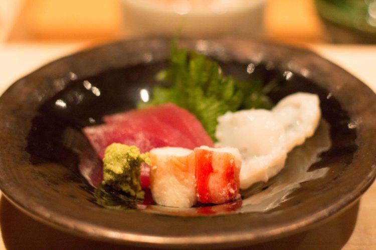 """""""Nozawa Bar LA Beverly Hills sashimi"""""""