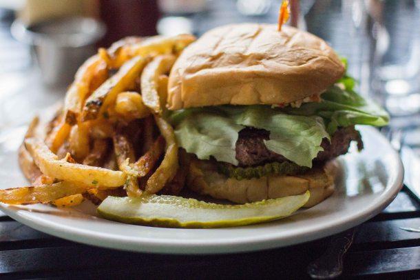 """""""Nashville Burger Up"""""""
