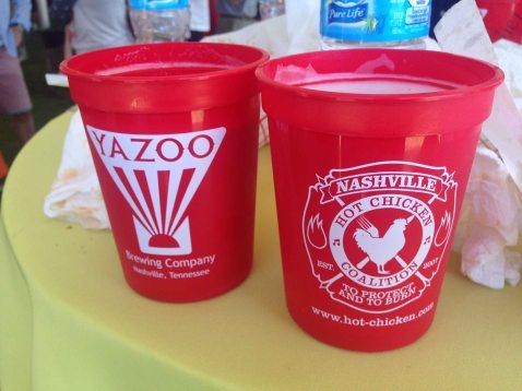 """""""Nashville Hot Chicken festival"""""""