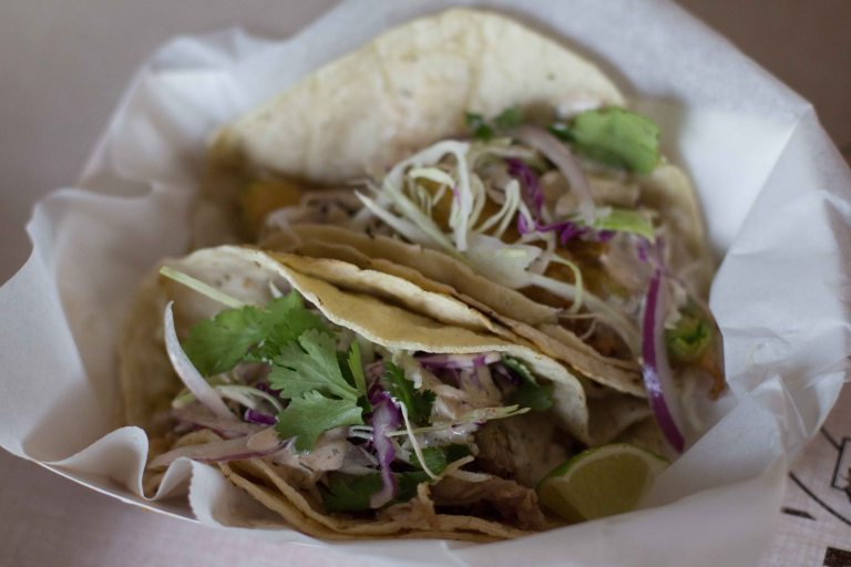 """Nashville Mas Tacos avocado"""