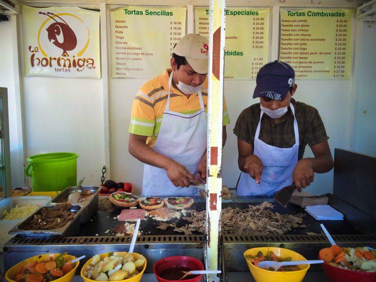 Oaxaca Hormiga torta
