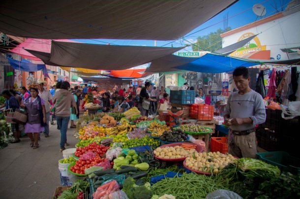 Oaxaca Ocotlan market