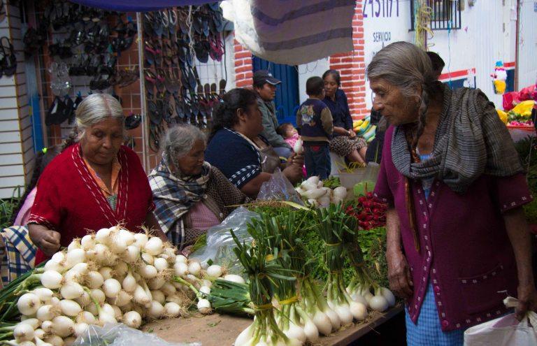 Oaxaca Ocotlan onions