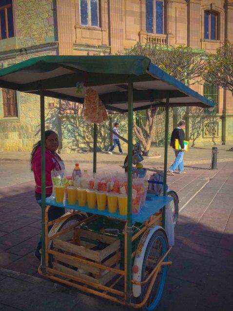 Oaxaca orange juice