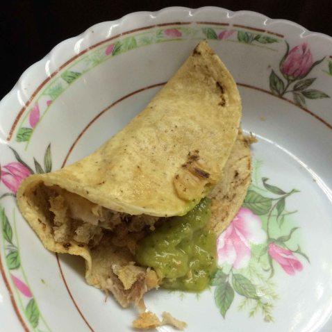 """Oaxaca Taco Lechoncito"""