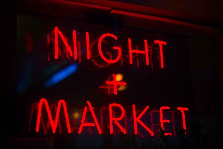 """""""Night Market LA"""""""
