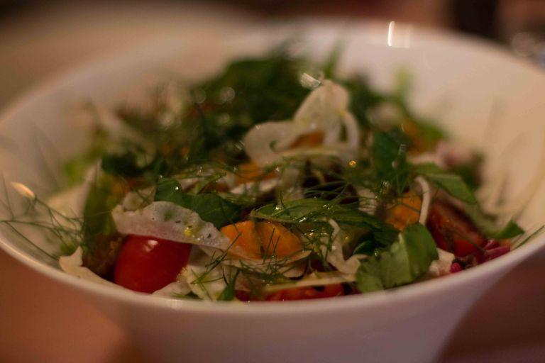 Rome Ditirambo salad