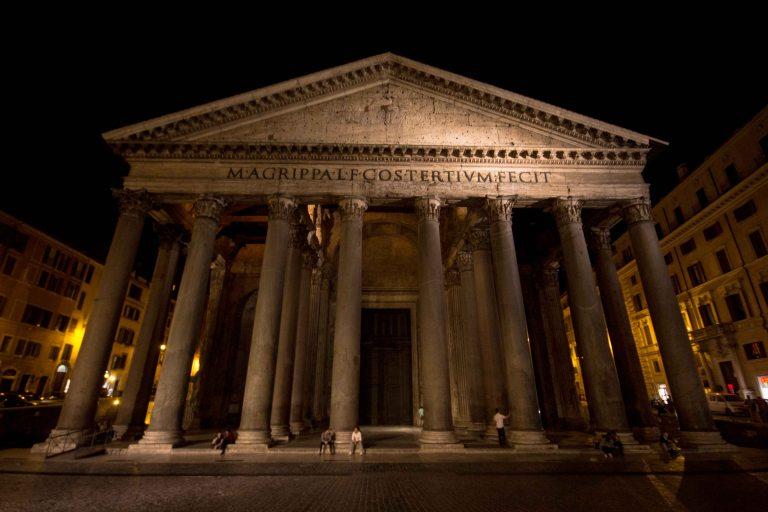 Rome Panthenon