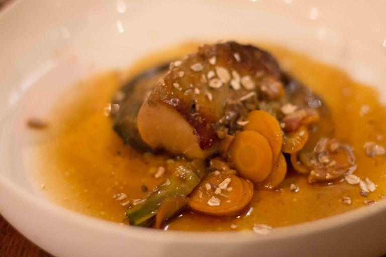 """""""Chez L'Ami Jean Paris foie gras"""""""