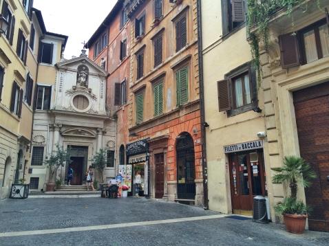 Rome Largo Librari