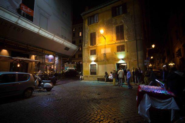 Rome Trastevere Enoteca Ferrara