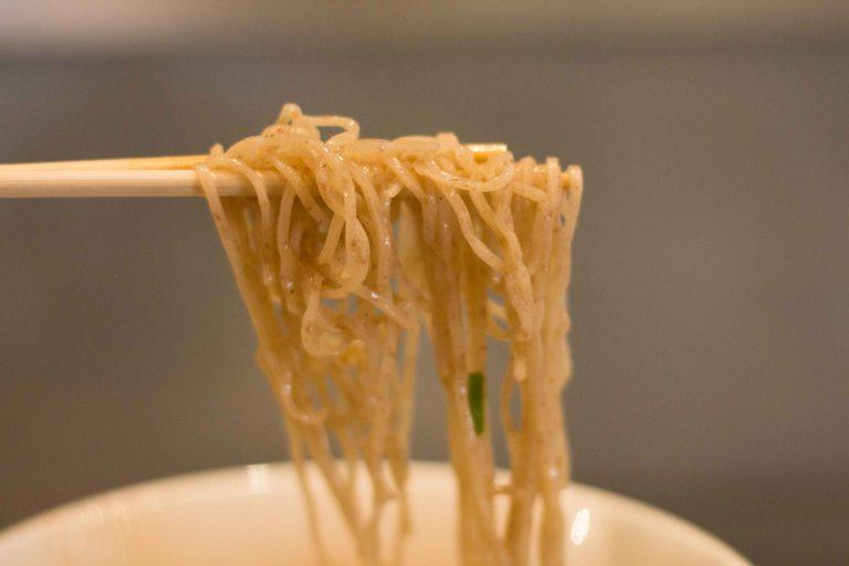 """Ivan Ramen rye noodle"""